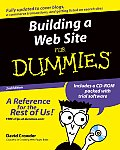 Building a Web Site for Dummies (For Dummies)