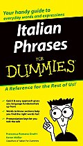 Italian Phrases for Dummies. (For Dummies)