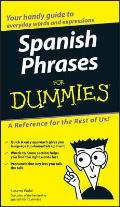 Spanish Phrases for Dummies (For Dummies)