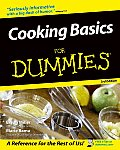 Cooking Basics for Dummies (For Dummies) Cover