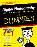 Digital Photography All In One Desk 2nd Edition