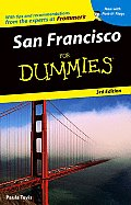 San Francisco For Dummies 3rd Edition