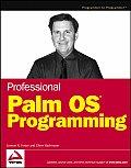 Professional Palm OS programming