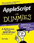 Applescript for Dummies 2ND Edition