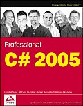 Professional C# 2005 Cover