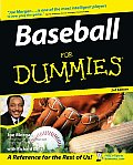 Baseball for Dummies 3RD Edition
