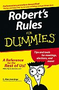 Robert's Rules for Dummies .