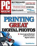 Pc Magazine Printing Great Digital Photo