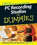 PC Recording Studios for Dummies (For Dummies)
