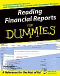 Reading Financial Reports for Dummies . (For Dummies)