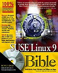 SUSE Linux 9 Bible. (CD-ROM inclued)
