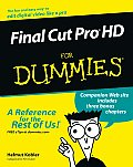 Final Cut Pro Hd for Dummies (For Dummies)