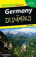 Germany for Dummies 2ND Edition