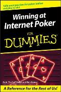 Winning at Internet Poker for Dummies (For Dummies)