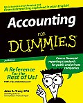 Accounting for Dummies 3RD Edition Cover