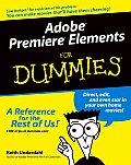 Adobepremiereelements for Dummies