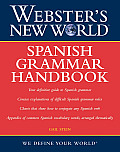 Websters New World Spanish Grammar Handbook
