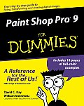 Paint Shop Pro 9 for Dummies (For Dummies)
