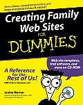 Creating Family Web Sites for Dummies (For Dummies)