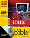 Linux Bible with CDROM (Bible)
