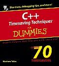 C++ Timesaving Techniques for Dummies(r) (For Dummies)