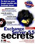 Exchange Server 5.5 Secrets with CDROM