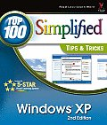 Windows XP Top 100 Simplified Tips & 2nd Edition