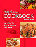 Betty Crocker Cookbook Everything You Need to Know to Cook Today