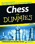 Chess for Dummies 2ND Edition