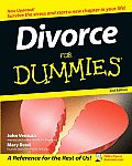 Divorce for Dummies 2ND Edition