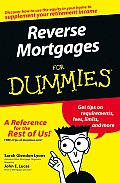 Reverse Mortgages for Dummies (For Dummies)