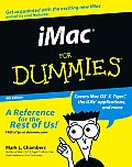 iMac For Dummies 4th Edition
