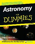 Astronomy for Dummies 2ND Edition Cover