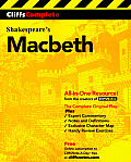 Cliffscomplete. Macbeth (Cliffs Complete) - Study Notes Cover