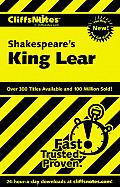 Cliffs Notes King Lear