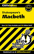 Cliffs Notes Macbeth