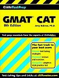 Cliffs Test Prep Gmat Cat Preparation Guide