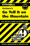 Baldwin's Go Tell It on the Mountain (Cliffs Notes) - Study Notes Cover