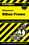 Cliffs Notes Ethan Frome