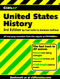 Cliffsap United States History Preparation Guide