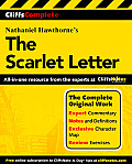 The Scarlet Letter (Cliffs Complete) - Study Notes Cover