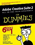 Adobe Creative Suite 2 All-In-One Desk Reference for Dummies (For Dummies) Cover