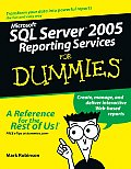 Microsoft SQL Server 2005 Reporting Services for Dummies (For Dummies)