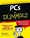 Pcs for Dummies 10TH Edition Cover