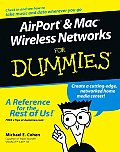 Airport & Mac Wireless Networks for Dummies (For Dummies)