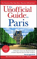 Unofficial Guide To Paris 4TH Edition