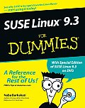 Suse Linux 9.3 for Dummies (For Dummies)