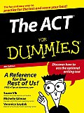 The ACT for Dummies (For Dummies) Cover