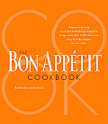 The Bon Appetit Cookbook Cover