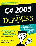 C# 2005 for Dummies with CDROM (For Dummies)